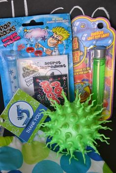 """Photo 1 of 56: Mad Scientist / Birthday """"Mad Scientist Party"""" 