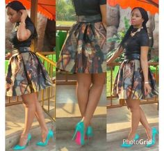 Ebony-Ville's blog: Pokello  ~African fashion, Ankara, kitenge, African women dresses, African prints, African men's fashion, Nigerian style, Ghanaian fashion ~DKK