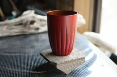 Lacquer Cup by Fushimi Lacquer Workshop
