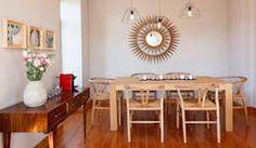 dining room: Salas de jantar clássicas por Home Staging Factory