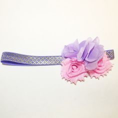 Baby Headband Flower Baby Headband Baby accessories от JallyBaby