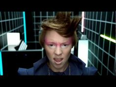 La Roux - Bulletproof.  I wish I could find each of the trolls who said she looks ugly in this video and smack the dumb out of them. I think she looks pretty hot here but regardless-- it's a SONG. A good song.