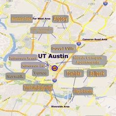 UT Austin Apartments UT Student Apartments, UT Student Housing, Longhorn Condos and UT Shuttle Route Townhomes