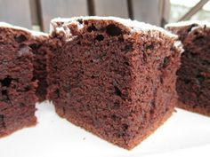Murzynek Brownie In A Mug, Gluten Free Grains, Chocolate Recipes, Grain Free, Sugar Free, Cake Recipes, Food And Drink, Cooking Recipes, Low Carb