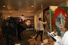 Armario de Noticias: Oscar Abreu en Gran Tour de Arte en Casa De Campo