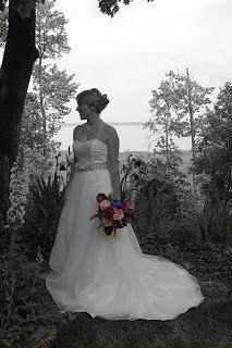 Wedding Tip DIY Silk Flower Wedding Bouquet