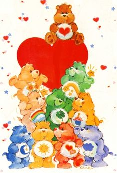 care bears pictures | Care Bears - 80s Toybox Photo (2015049) - Fanpop fanclubs