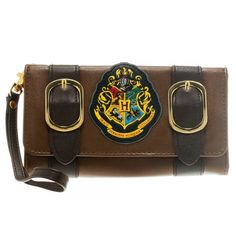 Harry Potter Satchel Wristlet Clutch Wallet