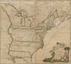 America Gains Its First Map, the Mapmaker Gains Back His Ear - http://www.newenglandhistoricalsociety.com/america-gains-its-first-map-the-mapmaker-gains-back-his-ear/