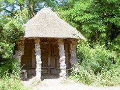 The Root House - Spetchley Park Gardens