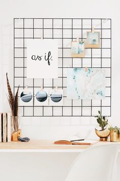Bring modern elements to your room with these home decor tips. – [pin_pinter_full_name] Bring modern elements to your room with these home decor tips. Bring modern elements to your room with … Cubicle Organization, Studio Organization, Organization Ideas, Storage Ideas, Desk Organization Diy, Shelving Ideas, Diy Casa, Decoration Inspiration, Decor Ideas