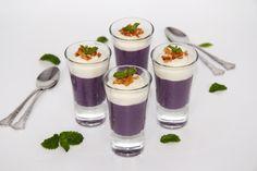 Panna Cotta, Catering, Ethnic Recipes, Desserts, Food, Villa, Vase, Gastronomia, Dishes