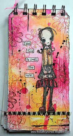 Olivia Notebook | Flickr - Photo Sharing!