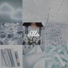 Ella // name aesthetic Aesthetic Names, Angel Aesthetic, Aesthetic Photo, Aesthetic Art, Ella Name, Picture Wall, Photo Wall, Phone Backgrounds, Iphone Wallpaper