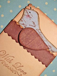 Bookmark Birdy by misseskwittys, via Flickr