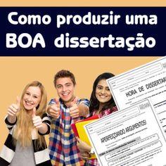 Código 529 Como produzir uma BOA dissertação
