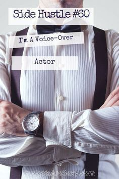 In a matter of four months, I discovered an industry, started a business in it, replaced my day job income, and quit my job to pursue my side hustle full time. All this with a newborn baby in the house. Here's how I make money as a voice-over actor.