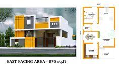 House Arch Design, Single Floor House Design, Modern Small House Design, Kerala House Design, Front Design, One Floor House Plans, 20x30 House Plans, Free House Plans, House Elevation