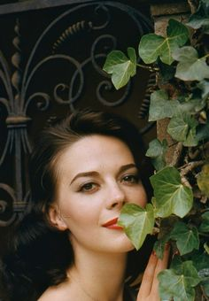 Natalie Wood: the camera did not do her justice, in real life she was MORE beautiful than EVER, met in 1971