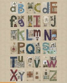NEW Marcia Derse Studio Alphabet Book Digital Print Panel Fabric 1 5 Yards Quilting Projects, Sewing Projects, Quilting Ideas, Quilting Designs, Sewing Tips, Sewing Ideas, Alphabet Quilt, Alphabet Soup, Rail Fence Quilt