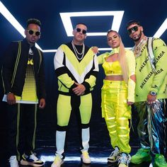ozuna x daddy yankee x karol g x anuel aa. Daddy Yankee, Latin Artists, Song Artists, Spanish Artists, Mc Don Juan, James Wade, Pageant Crowns, Latin Music, Beauty Pageant