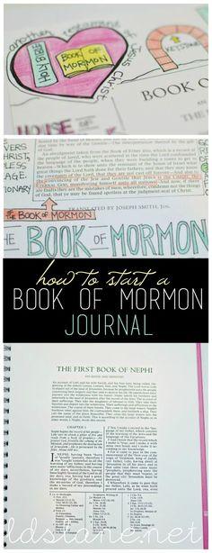 Book of Mormon Journaling - download with wide margins - ldslane.net