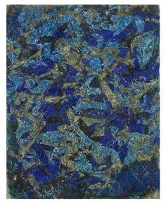 Simon Hantai (1922 - 2008) | Peinture - 1963