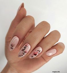 New stylish nail art ideas every day Elegant Nails, Stylish Nails, Aycrlic Nails, Hair And Nails, Nail Art Cute, Fancy Nails Designs, Fire Nails, Best Acrylic Nails, Dream Nails