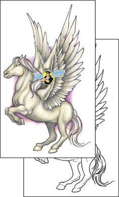 Fantasy Tattoo animal-horse-tattoos-shane-hart-s1f-00051