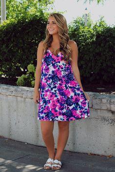 Run Away With Me Dress