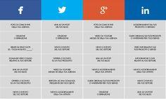 Come vendere sui social network? Quale tipologia di post utilizzare? #socialmediamarketing #socialnetworkmarketing #socialmedia #socialnetwork #infografic http://lafactory.it/social-media-marketing/come-vendere-sui-social-network-guida-creazione-piano-marketing-online/
