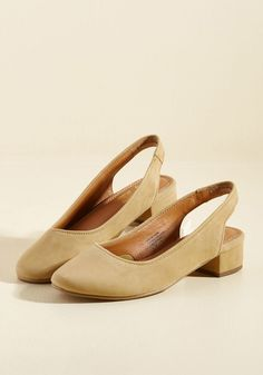 Give any outfit you choose a jolt of casual-cool energy with the simple addition of these suede slingbacks by Seychelles! Simple Addition, Slingbacks, Real Style, Cool Costumes, Suede Heels, Modcloth, Low Heels, World Of Fashion, Me Too Shoes