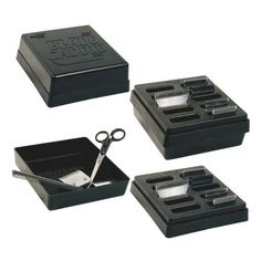 Double K Blade Caddie and Blade Wash Tray Combo - http://www.thepuppy.org/double-k-blade-caddie-and-blade-wash-tray-combo/