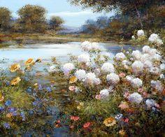 Lucia Sarto, 1950 | Romantic Impressionist painter | Part. 2 | Tutt'Art@ | Pittura * Scultura * Poesia * Musica |