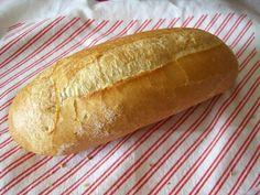 Italy - Lazio - Ciriola romana - Panino di circa 100 g dalla forma allungata e ricco di mollica