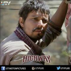 Randeep Hooda, keepin' it real. Are you waiting eagerly for the #Highway? We are!