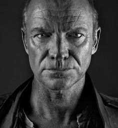 Sting by Marco Grob.