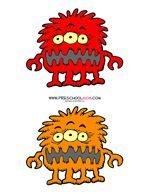 Monster Preschool Printables