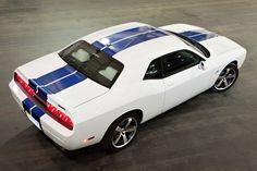 2012 Dodge Challenger SRT8 392 Coupe Exterior