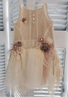 Girls Dresses, Flower Girl Dresses, Wedding Dresses, Vintage, Tops, Women, Fashion, Dresses Of Girls, Bride Dresses