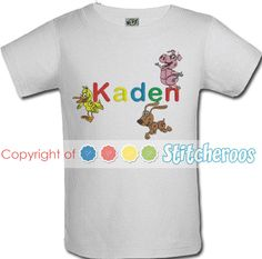 36a2befe Word World personalized applique shirt. Personalized ShirtsBirthday ...