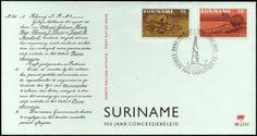 100 Jahre Konzessionspolitik in Surinam