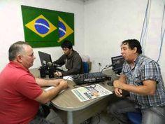Reprodução – Programa MFSUL entrevistas. Entrevistado: Raimundo Marques, vereador do PMDB de Morro da Fumaça