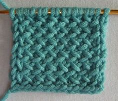 Training course Knooking: Collection of samples – Socken Stricken Diy Crochet Stitches, Knitting Stiches, Knitting Videos, Tunisian Crochet, Learn To Crochet, Knitting Projects, Knitting Patterns, Knit Crochet, Crochet Patterns