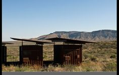Texas Container Homes/ Jesse C Smith Jr/Consultant: CINCO CAMP BREWSTER COUNTY TEXAS by Cheryl Weber