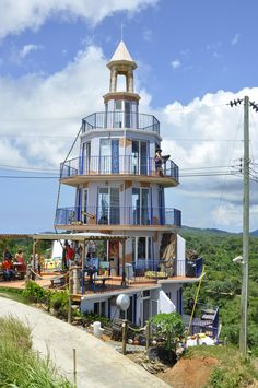 Roatan Honduras - light house