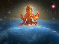 BRAHMA CREATION by VISHNU108