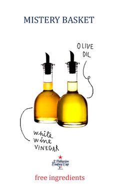Olive Oil Vinegar