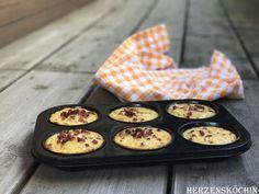 Low Carb Zwiebelkuchen Muffins