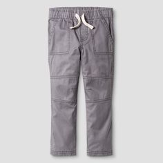 Toddler Boys' Woven Chino Pant -